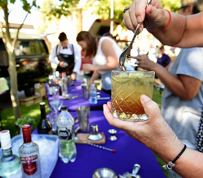 Cocktail maker class